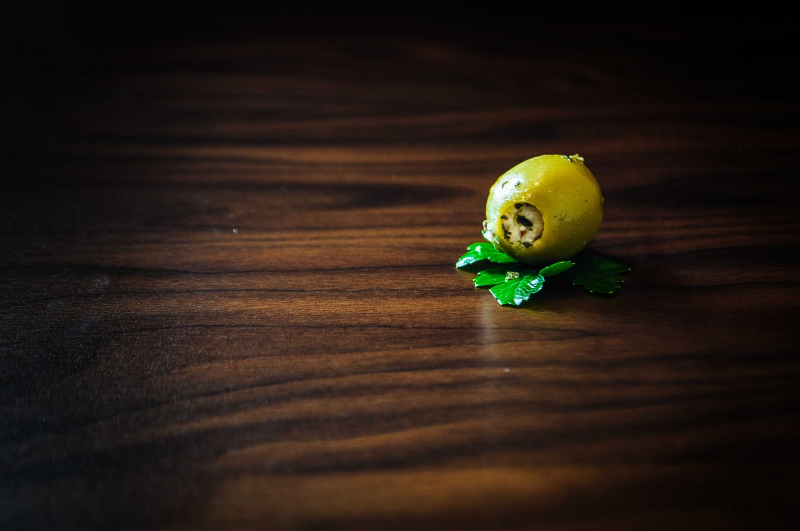 Oliven-italienische Feinkost