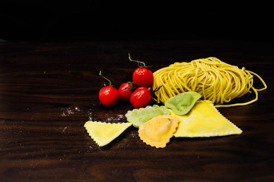 italienische feinkost pasta