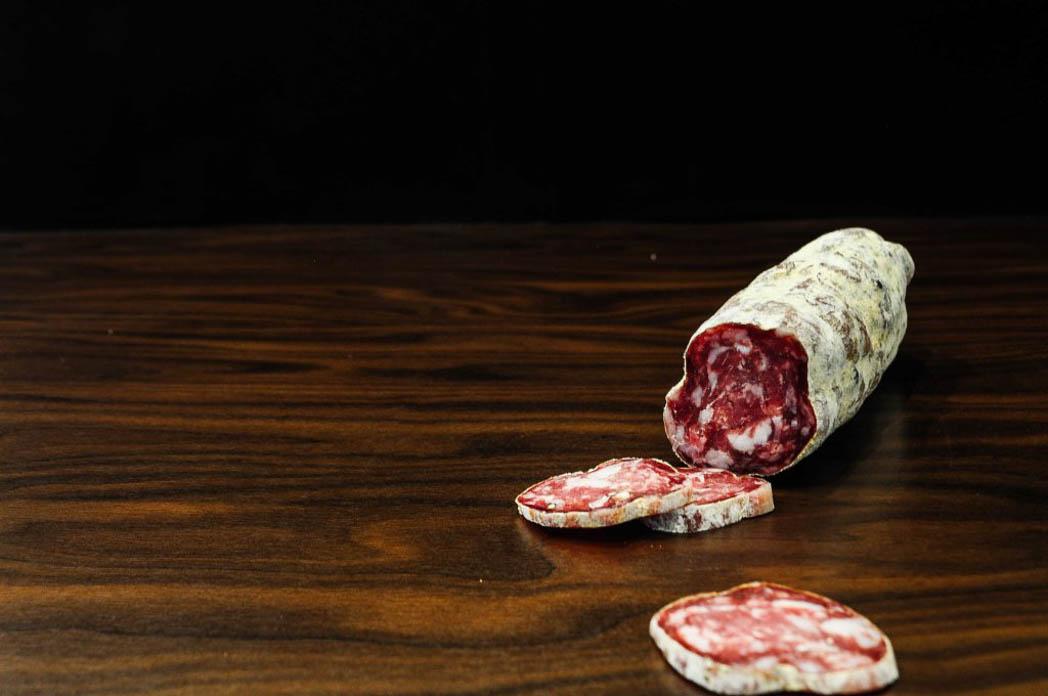 Salami italienische feinkost